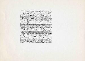 b4j,dessin à l'ordinateur, série trame et module (1984), encre sur papier, 29,7 x 21 cm traceur Texas Instrument (plotter drawing)